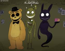 five nights at freddy u0027s 3 by atlas white on deviantart