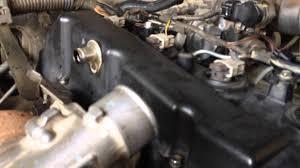 turbo toyota hilux 2 5 motor 2kd youtube