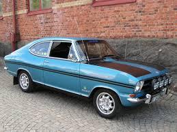 opel kadett 1960 opel kadett rallye coupe u2013 sweden