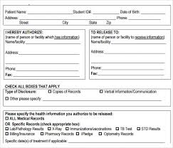 sample medical records release form 9 download free documents