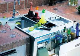 stand alone kitchen sink unit 8 best buys for an outdoor kitchen you can afford bob vila