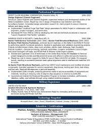 resume objective statement FAMU Online Aerospace Engineering Resume Objective Statement Aerospace Infovia