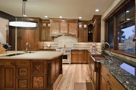 kitchen copper backsplash copper kitchen appliances kitchen rustic with apron sink butcher