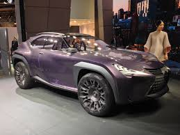 koenigsegg paris lexus ux concept luxury compact crossover debuts in paris evo