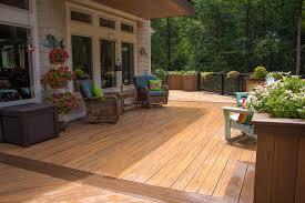 custom wood decks raleigh and charlotte nc robco fence u0026 deck