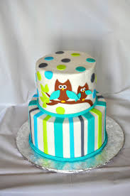 owl baby shower cake s cakes owl baby shower cake