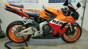 cbr 600rr repsol motorcycles for sale