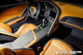 Custom Corvette Interior Pdr700 Widebody Aerodynamic Kit Prior Design North America