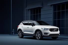 v olvo the volvo xc40 is the fashionable suv you can buy like a phone