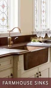 Farmhouse Sinks For Kitchens by Copper Kitchen U0026 Copper Farmhouse Sinks Copper Sinks Online