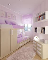 bedroom exquisite purple furry rug and purple sheet bunk bed and