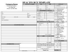 Air Conditioning Invoice Template by Free Freelance Writer Invoice Template Invoice