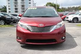 lexus north miami service number pre owned 2011 toyota sienna xle mini van passenger in miami
