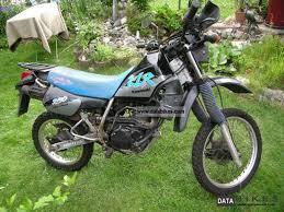1991 kawasaki klr250 moto zombdrive com