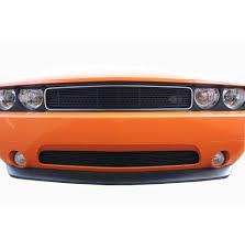 2012 dodge challenger kit dodge challenger 2pc bumper billet grille kit