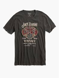 jack daniels shirts lucky brand lucky jack daniels old no 7 tee