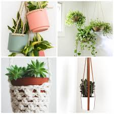 Diy Hanging Planters 21 diy hanging planters you can make make and takes