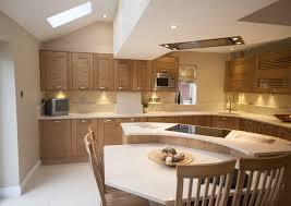 Kitchen Designed Natural Oak Kitchen Designed Supplied And Installed By