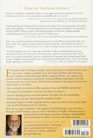emotional intimacy a comprehensive guide for connecting with the