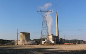 Power Of Attorney Kentucky by Kentucky Power Implodes Big Sandy Unit 2 Cooling Tower Wboy