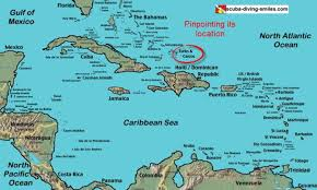 bahamas on a world map map of turks and caicos see the location of these islands
