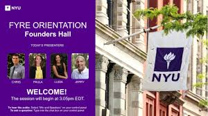 Nyu Brittany Hall Floor Plan by 2017 Founders Hall Fyre Webinar Youtube