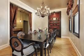 Dining Table Chandelier 126 Custom Luxury Dining Room Interior Designs