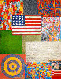 Jasper Johns Three Flags Jasper Johns Art Pinterest Jasper Johns