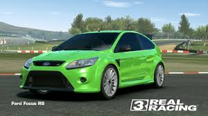 ford focus rs real racing 3 wiki fandom powered by wikia