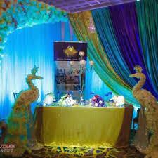 wedding backdrop on stage wedding decor party decor home decor backdrop stage decor car