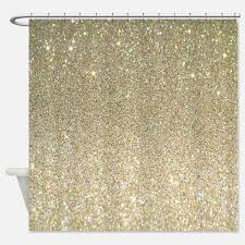 Black And Gold Curtain Fabric Black And Gold Shower Curtain Gold Glitter Shower Curtains