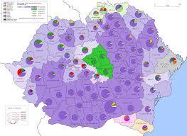 Romania Map File Romania 1930 Ethnic Map En Png Wikimedia Commons