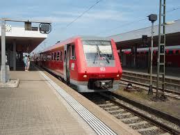 Basel Bad Bf Db Zugbus Regionalverkehr Alb Bodensee Rab Fotos