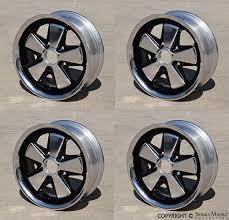 porsche 911 fuchs replica wheels porsche parts wheels hubcaps