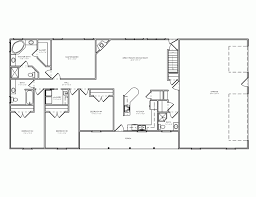 split ranch floor plans cool simple ranch house plans with basement style home design