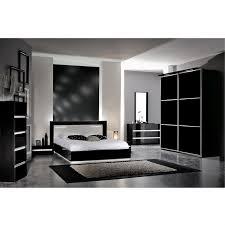 chambre noir et blanche chambre adulte noir home design nouveau et amélioré