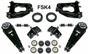 67 mustang suspension suspension deluxe front suspension kit 1967 mustang and 1966 67