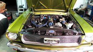 mustang 2 3 turbo gt140t with no distributor running edis4 instead in 66 mustang