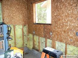 insulated garage walls with osbinterior metal best paint for