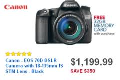 best deals on canon cameras black friday deals best buy