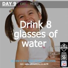 Water Challenge Mo Ultimateyou Challenge Day 9 Drink 8 Glasses Of Water Health24