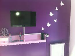 chambre blanc et violet chambre mur violet inspirations avec chambre coucher blanche et