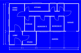 Blueprint For Houses by Clipart House Blueprint