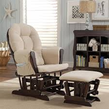 Baby Nursing Chair Rocking Chair With Ottoman For Nursery October 2017