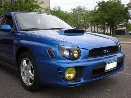 bugeye subaru stock 02 wrx larger hood scoop nasioc