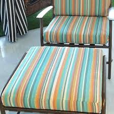 outdoor ottoman cushion replacement outdoor ottoman cushion custom outdoor daybed cushion patio lane