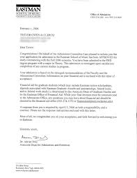 sle acceptance letter to college 28 images recommendation