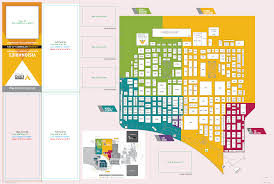 Sands Expo And Convention Center Floor Plan Media Kit Vision Expo West