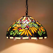 Retro Hanging Light Fixtures Lighting Stained Glass Kitchen Lighting Retro Hanging