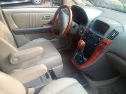lexus rx300 model 2003 2003 model lexus rx300 for sale autos nigeria